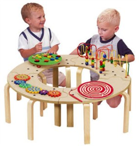 Anatex Mini Circle of Fun Activity Table - Out of Stock