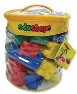 Mini Edublocks - 26 Piece Set - Free Shipping