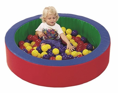 Mini Nest Ball Pool for Small Children