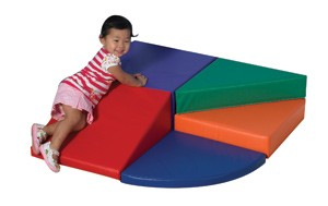 Mini Spiral Soft Play Mountain
