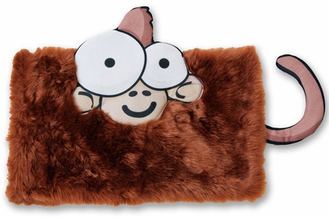 Monkey Weighted Lap Pad
