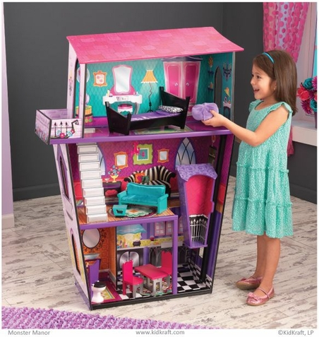 KidKraft Monster Manor Dollhouse