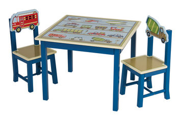 Moving All Around Table & Chair Set - Free Shipping