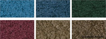 Mt. St. Helen's Solid Color Area Rugs