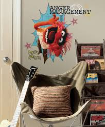 Muppets Animal Peel & Stick Giant Wall Decal