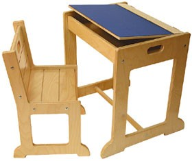 My Preschool Desk by