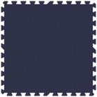 Navy Blue Foam Premium Interlocking Tiles