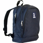 Navy Blue Sidekick Backpack - Free Shipping