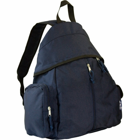 Navy Blue Soccer Bag