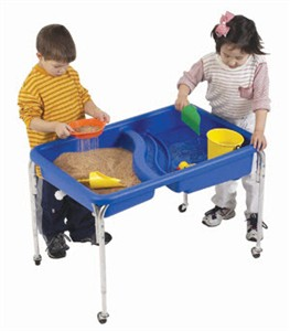 Neptune Sand & Water Sensory Table and Lid Set
