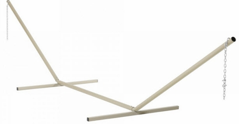 Oc�ano Beige Stand For Hammocks with Spreader Bars