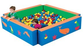 Ocean Depths Ball Pit