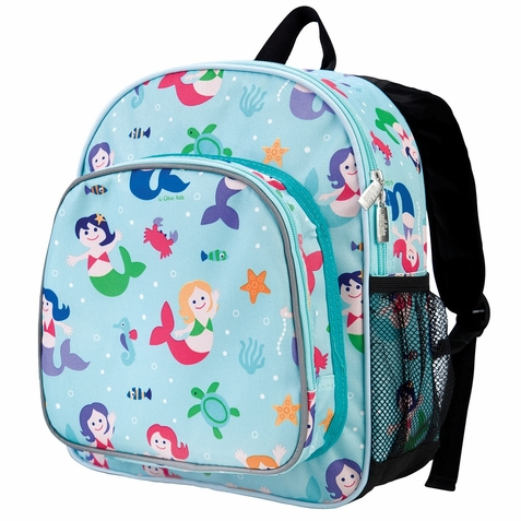 Olive Kids Mermaids Pack 'n Snack
