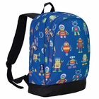 Robots Sidekick Backpack - Free Shipping