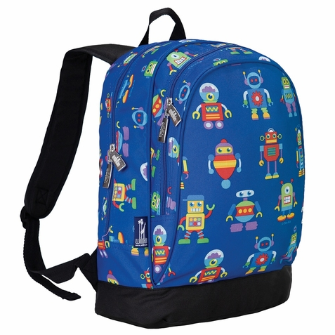 Olive Kids Robots Sidekick Backpack - Free Shipping
