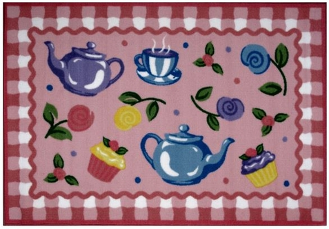 Olive Kids Tea Party Area Rug