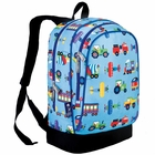 Olive Kids Trains, Planes & Trucks Backpack