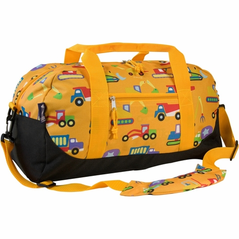 Olive Kids Under Construction Duffel Bag - Out of Stock