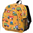 Olive Kids Under Construction Pack 'n Snack Backpack - Free Shipping