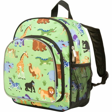 Olive Kids Wild Animals Small Pack 'n Snack