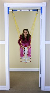 One Seated Indoor Glider