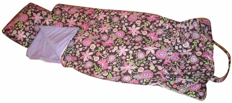 Orchid Lavender Sleeping Bag