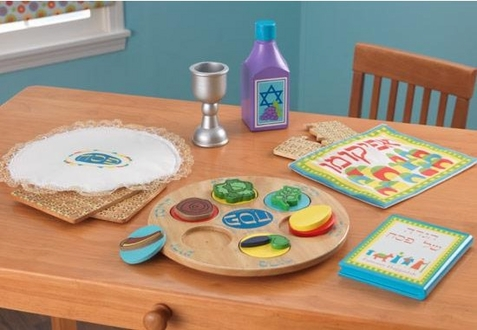 Passover Play Toy Set for Kids