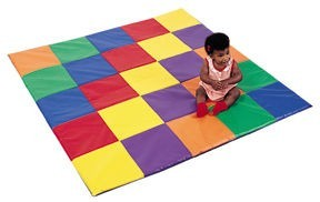 Patchwork Activity Mat for Kids in Primary