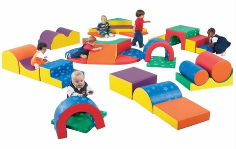 Pattern Gross Motor Soft Play Group