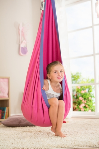 La Siesta Pink Lilly Joki Nest Swing
