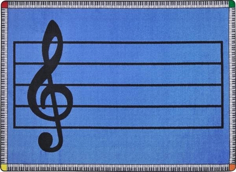 Play Along Music Room Rug