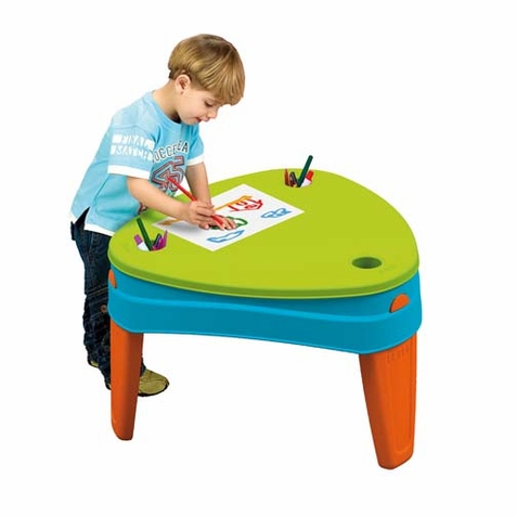 ECR4Kids Play Island Activty Table