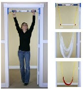 Playaway 4 Piece Indoor Therapy Swing Kit - Out of Stock