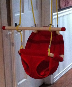 Playaway Indoor Toddler Swing