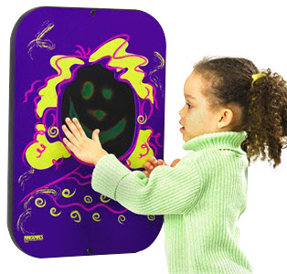 Playsa Face Girl Wall Panel Toy