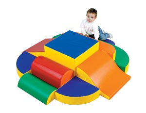 Playtime Island Soft Play Climber