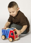Plywood Dumptruck Toy