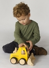Plywood Front Loader Truck Toy