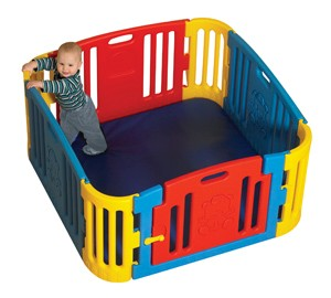 Primary Baby Bear Play Yard
