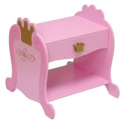 Princess Toddler Night Stand