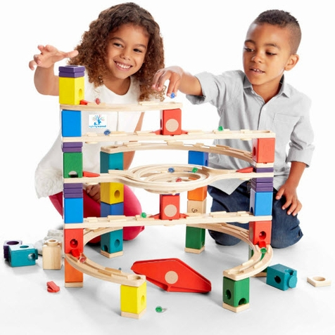 Quadrilla Loop de Loop Marble Run