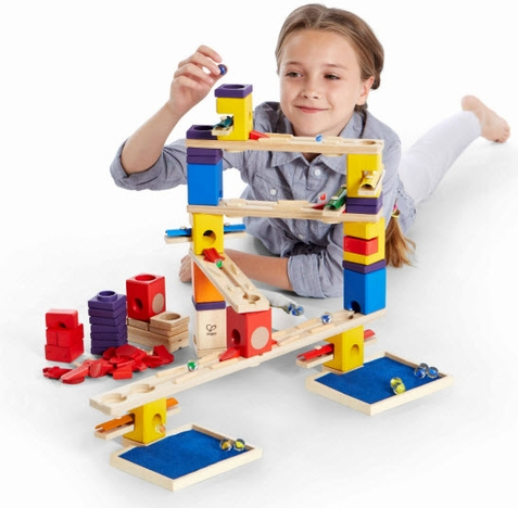 Quadrilla Music Motion Marble Run - Out of Stock