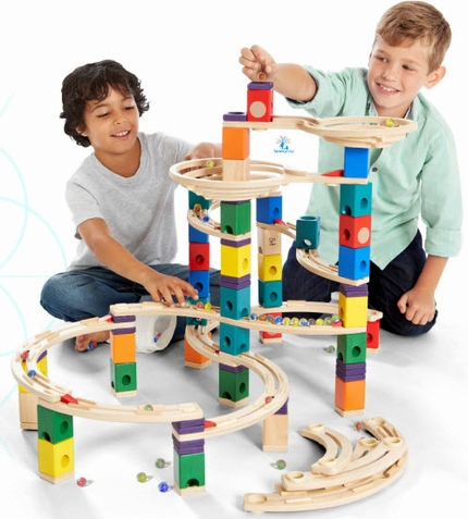 Quadrilla The Cyclone Marble Run - Out of Stock