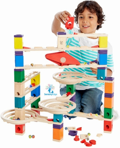 Quadrilla Vertigo Marble Run - Out of Stock