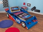 Racecar Toddler Cot