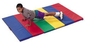 Rainbow Fold a Mat by
