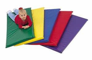 Rainbow Rest Mats - Set of 5