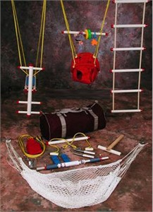 Rainy Day Indoor Therapy Swing Kit