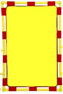 "Rectangle Play Panel 31"" x 48"" - Select from 4 Colors"