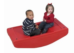 Red Rocker Teeter Totter